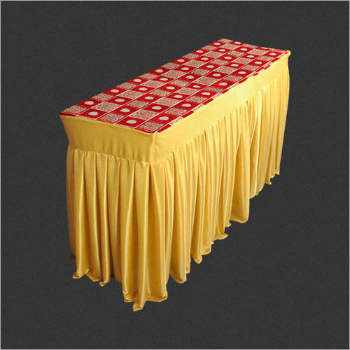 Wedding Printed Table Cover