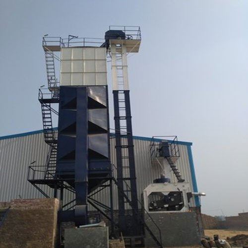 Raw Paddy Dryer System