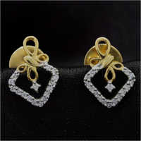Ladies Diamond Earring
