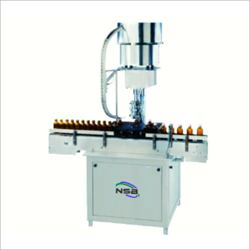 Automatic Single Head ROPP Caping Machine