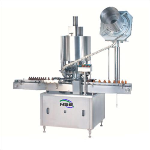Automatic Multi Head ROPP Caping Machine