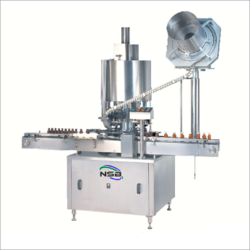 Automatic Multi Head ROPP Caping Machine