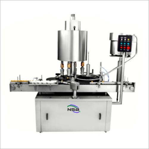 Automatic Multi Head Screw Capping Machine