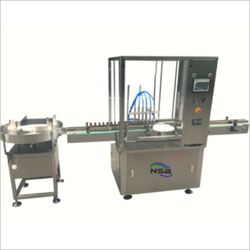 Fully Automatic Air Jet Cleaning Machine