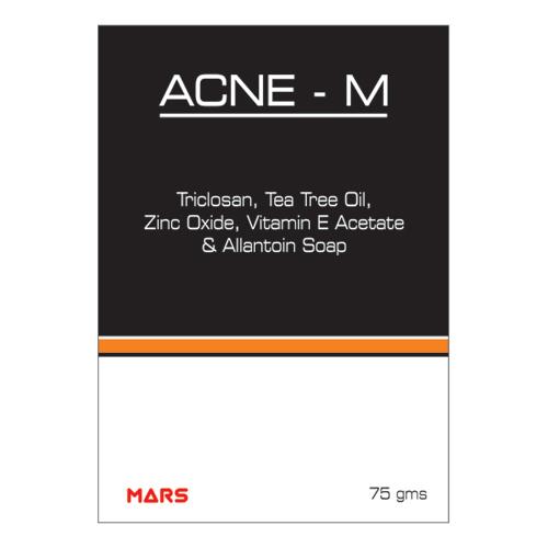 Acne-M Soap