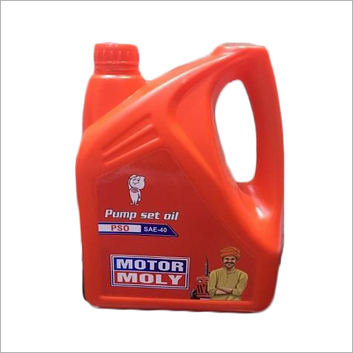 Motor Moly Pump Set Oil