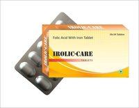Folic Acid with Iron Tablets