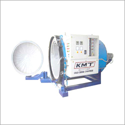 Differential Pressure Tyre Curing Chamber