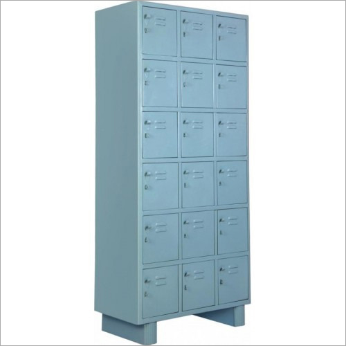 Safe Deposite Lockers