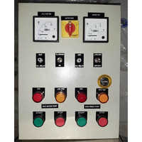 RO Three Phase Control Panel