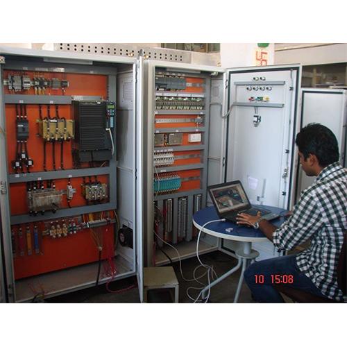 HMI Cum PLC Panel