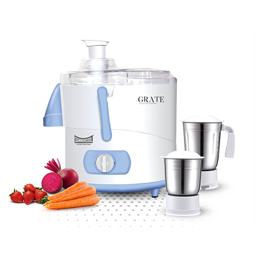 500W Grate Juicer Mixer Grinder