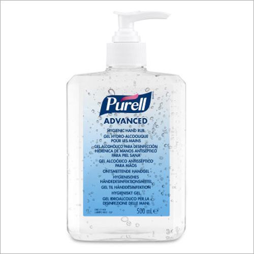500ml Purell Hand Sanitizer Pump Bottle