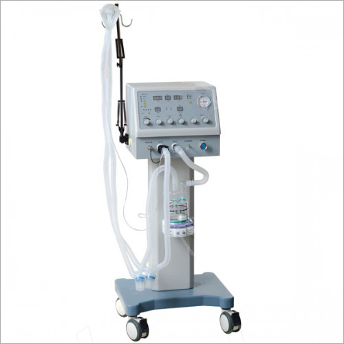 Breathing Apparatus Medical Ventilator Machine