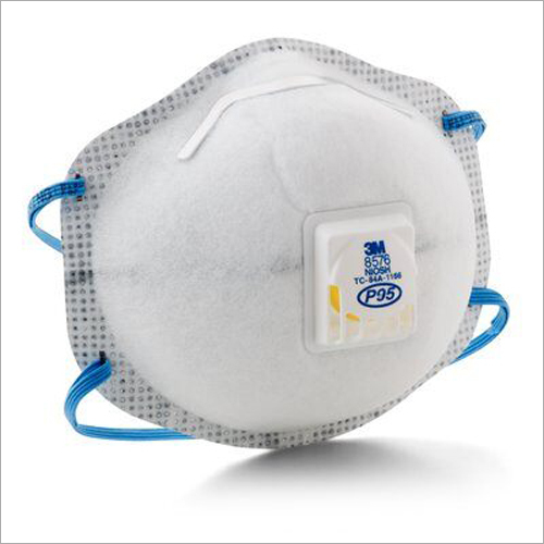Particulate Respirator 8576 Face Mask