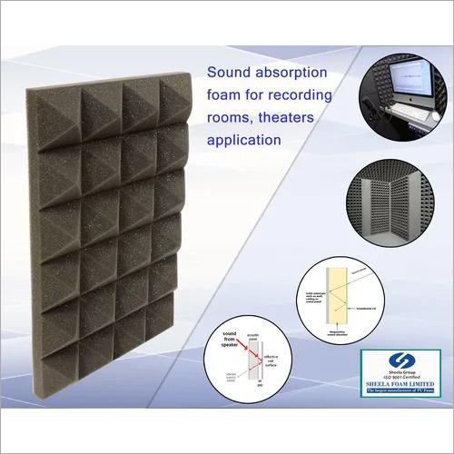 Black Bs5852 Noise Reduction Foam