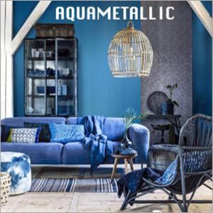 Aquametallic Paint