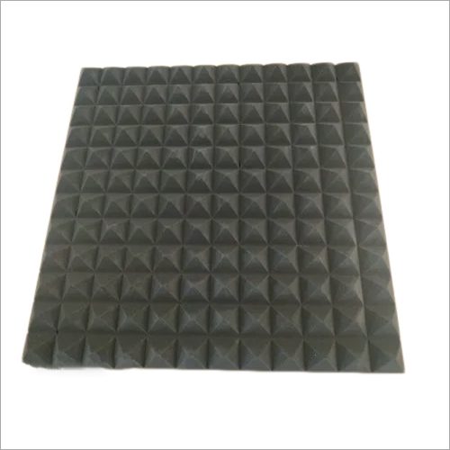 Black Polyether Foam