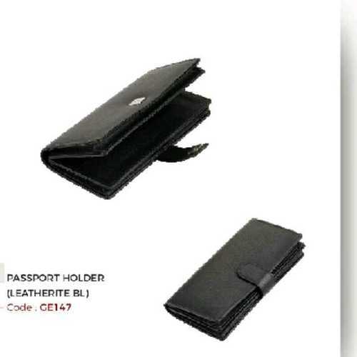leather passport