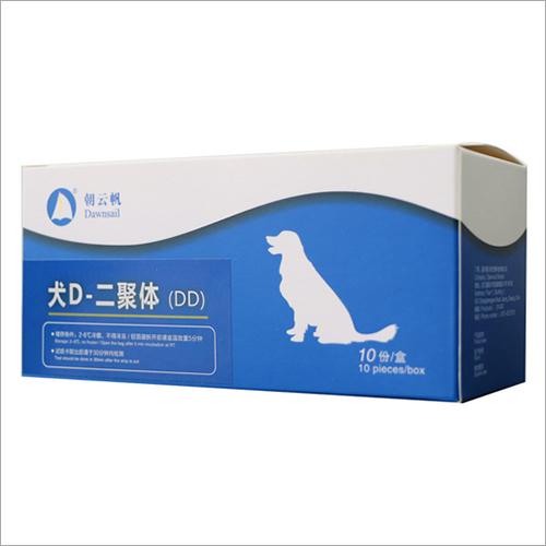 Fluorescent Quantitative Canine D-Dimer Test Kit