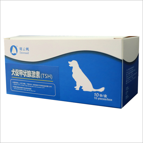 Fluorescent Quantitative Canine Thyroid Stimulating Hormone Test Kit