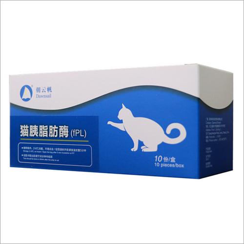 Fluorescent Quantitative Feline Pancreatic Lipase Test Kit