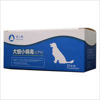 Fluorescent Quantitative Canine ParvoVirus Test Kit