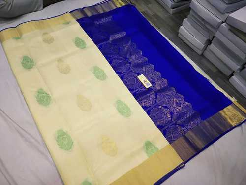 Pure Silk Butta Saree