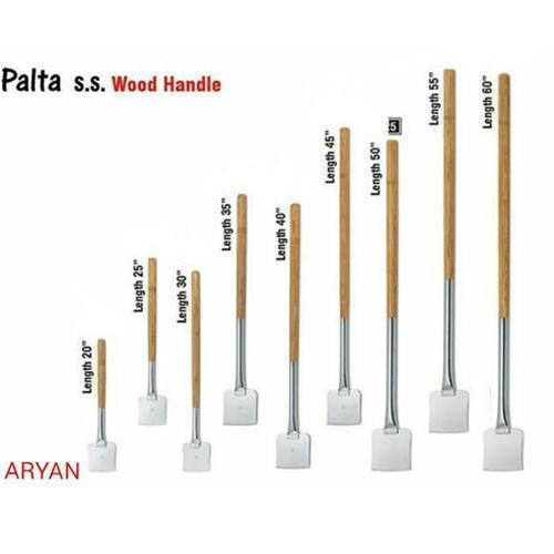 Palta Steel Rod Handle Wooden Handle