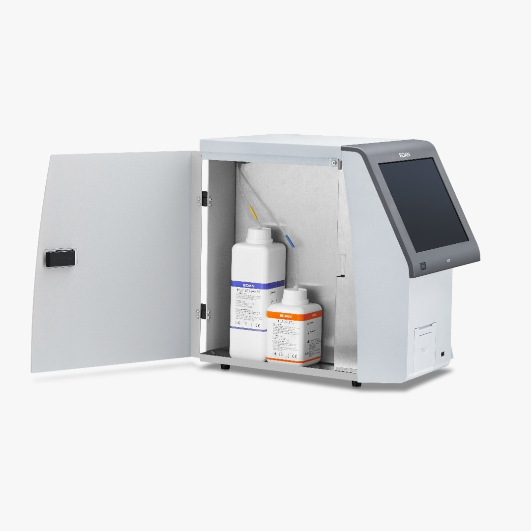 EDAN 3 PART HEMATOLOGY ANALYZER