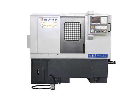 Full-function CNC Lathe MJ-18 with Slant Bed