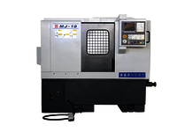 Full-function CNC Lathe MJ-18 with Slant Bed