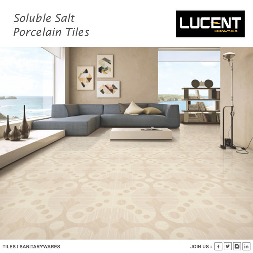 Soluble Salt Nano Vitrified Tiles
