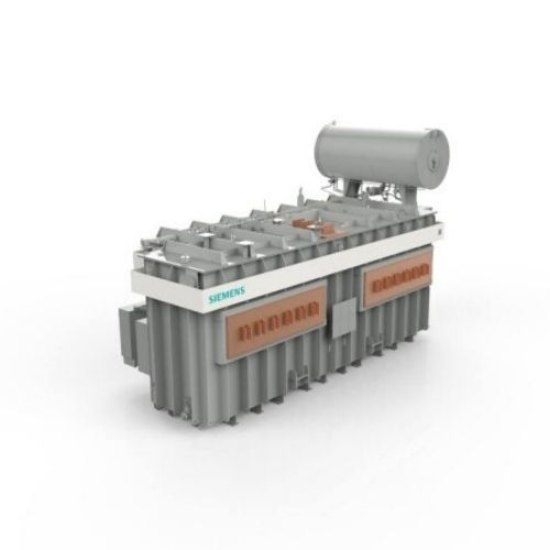 High-Current Industrial Transformer
