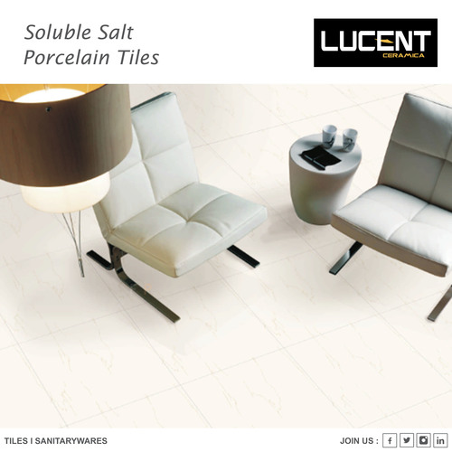 Soluble Salt Porcelain Tiles