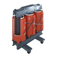GEAFOL- Distribution And Traction Transformers