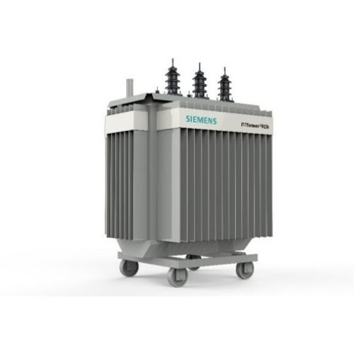 Siemens Fluid-Immersed Distribution Transformers