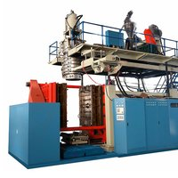 500L Blow Molding Machine 500L 1-3 Layers