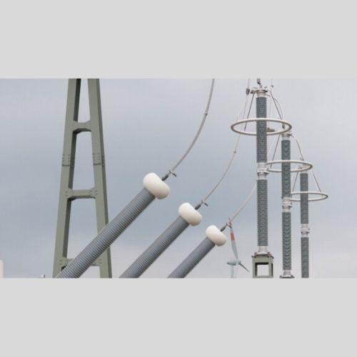 High Voltage station Arresters Air Insulated Switchgears