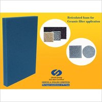 Ceramic Filter Square Foam