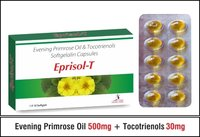 Evening Primrose Oil 500 MG + Tocotrienol   30 MG