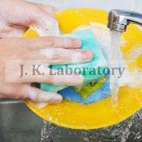 Dish Washing Soap Testing Services