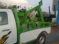 Two Wheeler Under Lift Recovery Vehicle