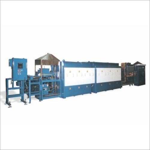 Heat Treatment Mesh Belt Conveyor Furnace