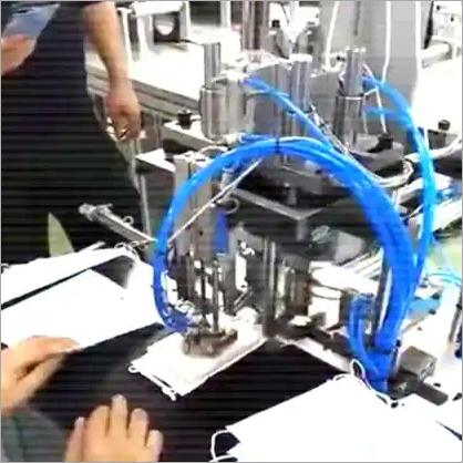Manual Face Mask Ear Loop Welding Machine Dimension(L*W*H): 1400L*600W*1700H Millimeter (Mm)