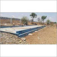 Foundation Less Weighbridge