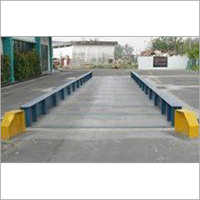 Composite Weighbridge RCC Steel