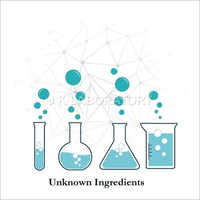 Unknown Ingredients Testing Services