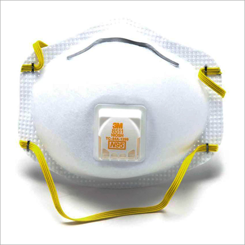 3M 8511 N95 General Use Respirator Face Mask