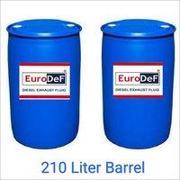 Barrel 210 liter